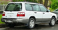 Subaru forester wikipedia facelift subaru forester limited sciox Images
