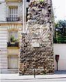 2003.07.23 Photo 010 Paris V Enceinte de Philippe Auguste reduct01.jpg