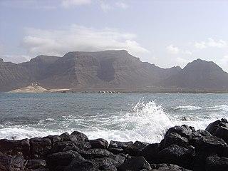 Monte Verde, Cape Verde mountain