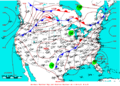 2007-05-09 Surface Weather Map NOAA.png