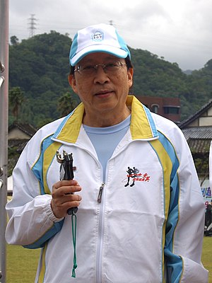 Liu Chao-shiuan - Image: 2007SCUltra Marathon Day 1 Chao hsuian Liu