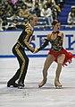 2008 NHK Trophy Ice-dance Samuelson-Bates01.jpg