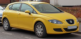 2008 SEAT Leon Reference 1.6 Front.jpg