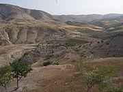 2008 Wadi el Arab mit Blick nach ONO