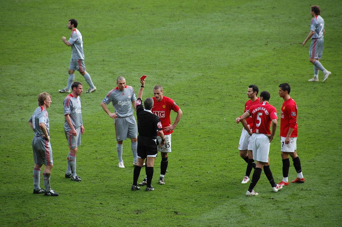 Liverpool F C Manchester United F C Rivalry Wikipedia