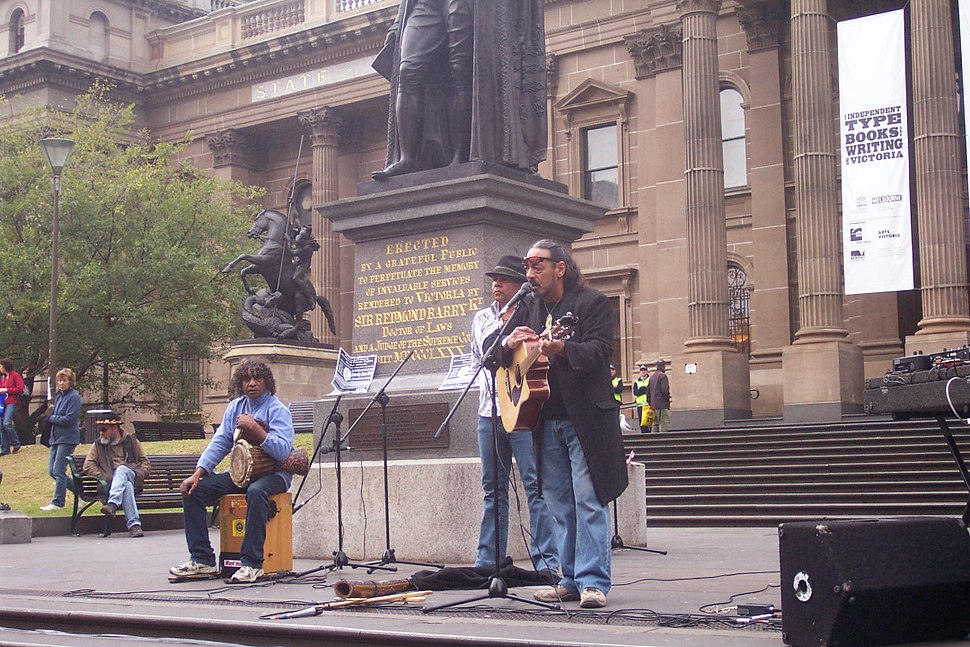 2009 NT intervention protest 1