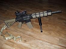 ar 15 style rifle wikipedia