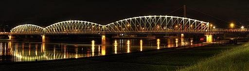 20100914 Eisenbahnbrücke Linz Panorama 0003