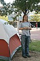 2011-10-17 Charlie Soeder at Occupy Durham.jpg