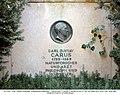20111031110DR Dresden-Johannstadt Trinitatisfriedhof Grab C G Carus.jpg