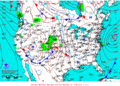 2012-02-20 Surface Weather Map NOAA.png