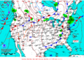 2012-05-22 Surface Weather Map NOAA.png