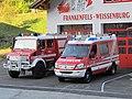 2012-08-20 Feuerwehrhaus Weißenburg und Fahrzeuge (3).jpg