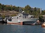 2012-09-14 Севастополь. Малый противолодочный катер на подводных крыльях «Владимирец» (3).jpg