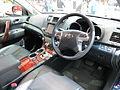 2012 Toyota Kluger (GSU40R MY12) Grande wagon (2012-10-26) 04.jpg