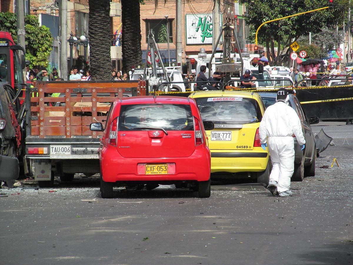 Colombian Car In Gta