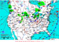 2013-02-14 Surface Weather Map NOAA.png