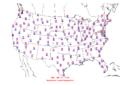 2013-05-22 Max-min Temperature Map NOAA.png
