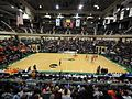 20130126 Simeon-Whitney Young game at start of 4th quarter at Emil and Patricia Jones Convocation Center.jpg