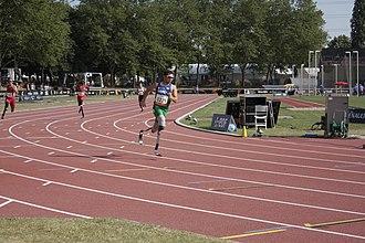 Stade du Rhône - Image: 2013 IPC Athletics World Championships Oliveira