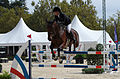 2013 Longines Global Champions - Lausanne - 14-09-2013 - Faye Schoch et Nouvelle Europe Z 4.jpg