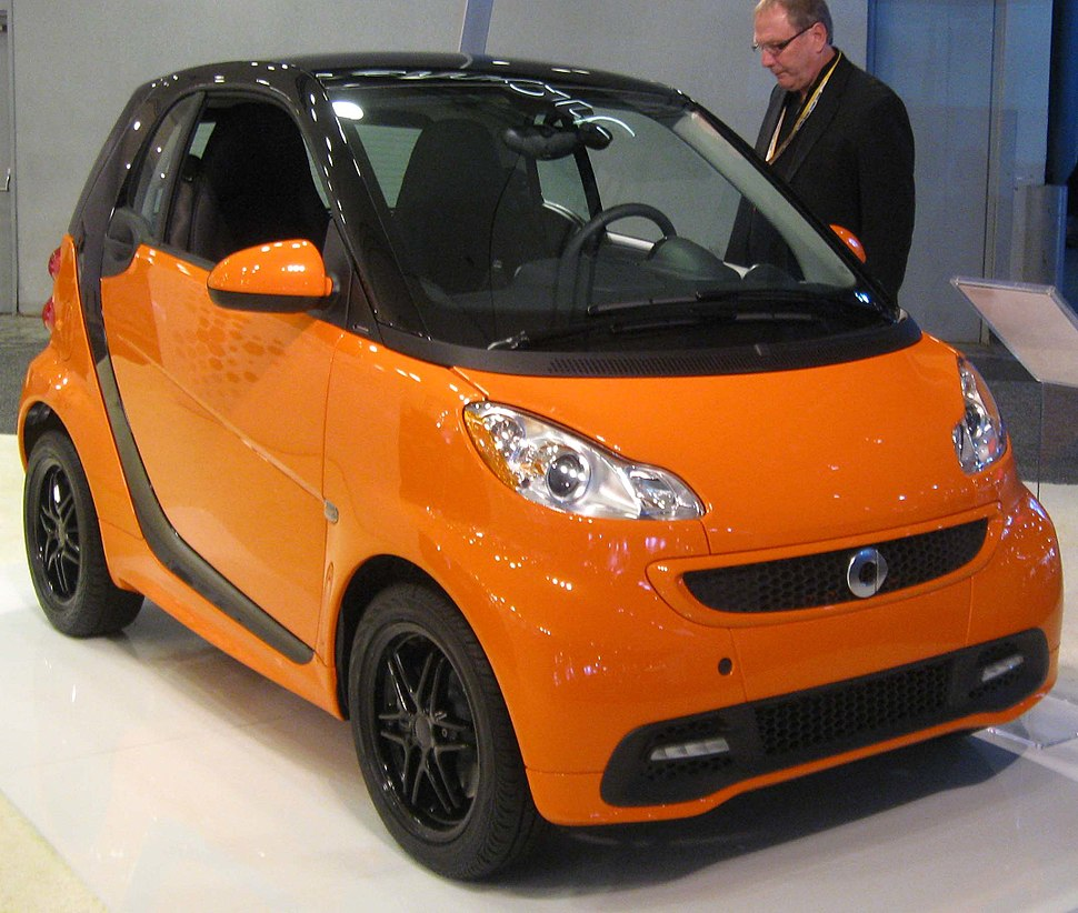 Smart Fortwo Brabus Electric Drive At 2013 Tokyo Motor Show Photos