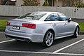 2014 Audi A6 (4G MY14) 2.0 TFSI S line sedan (2015-08-02) 02.jpg
