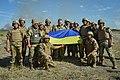2015-08-22. Чугуев. Встреча Порошенко с военными 9.jpg