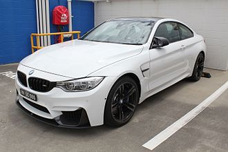 BMW 4 Series (F32) - M4 Coupé (F82)