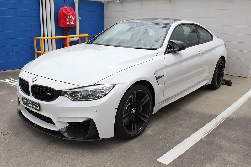 File:2015 BMW M4 (F82) coupe (24220553394).jpg
