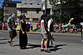 2015 Fremont Solstice parade - Memorial to victims of police violence 01 (19128012020).jpg