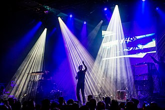 Front Line Assembly - Image: 20160305 Oberhausen E Tropolis Frontline Assembly 0097