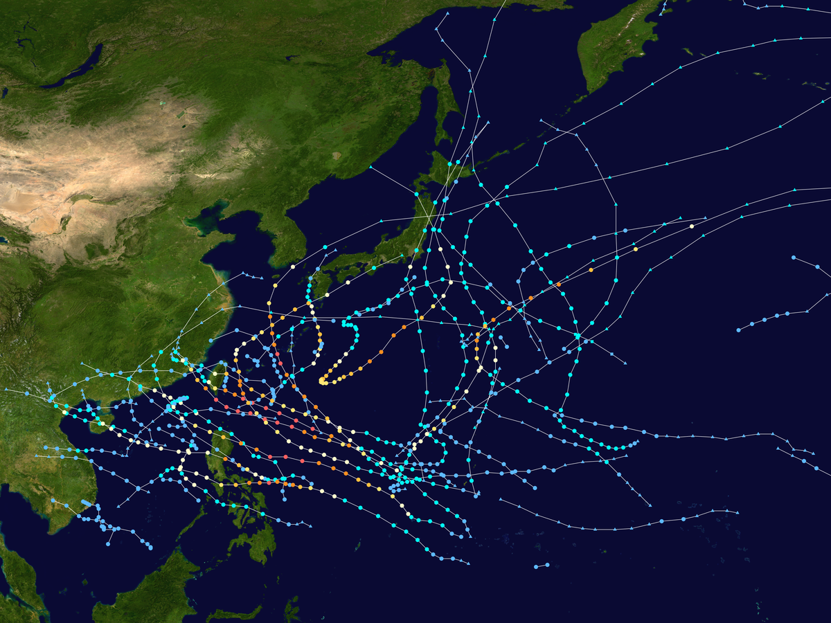 2016 Pacific typhoon season - Wikipedia