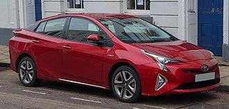 Toyota Prius - Toyota Prius (fourth generation)