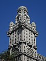 2016 vista de la Plaza de la Independencia Torre del Palacio Salvo.jpg