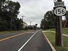 New Jersey Route 156 - Wikipedia