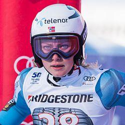 2017 Audi FIS Ski Weltcup Garmisch-Partenkirchen Damen - Ragnhild Mowinckel - by 2eight - 8SC0249.jpg