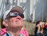 2017 Solar Eclipse Viewing at NASA (37365911162).jpg