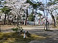 20180419 The Mountaintop Trig point and The Funaoka park square.jpg