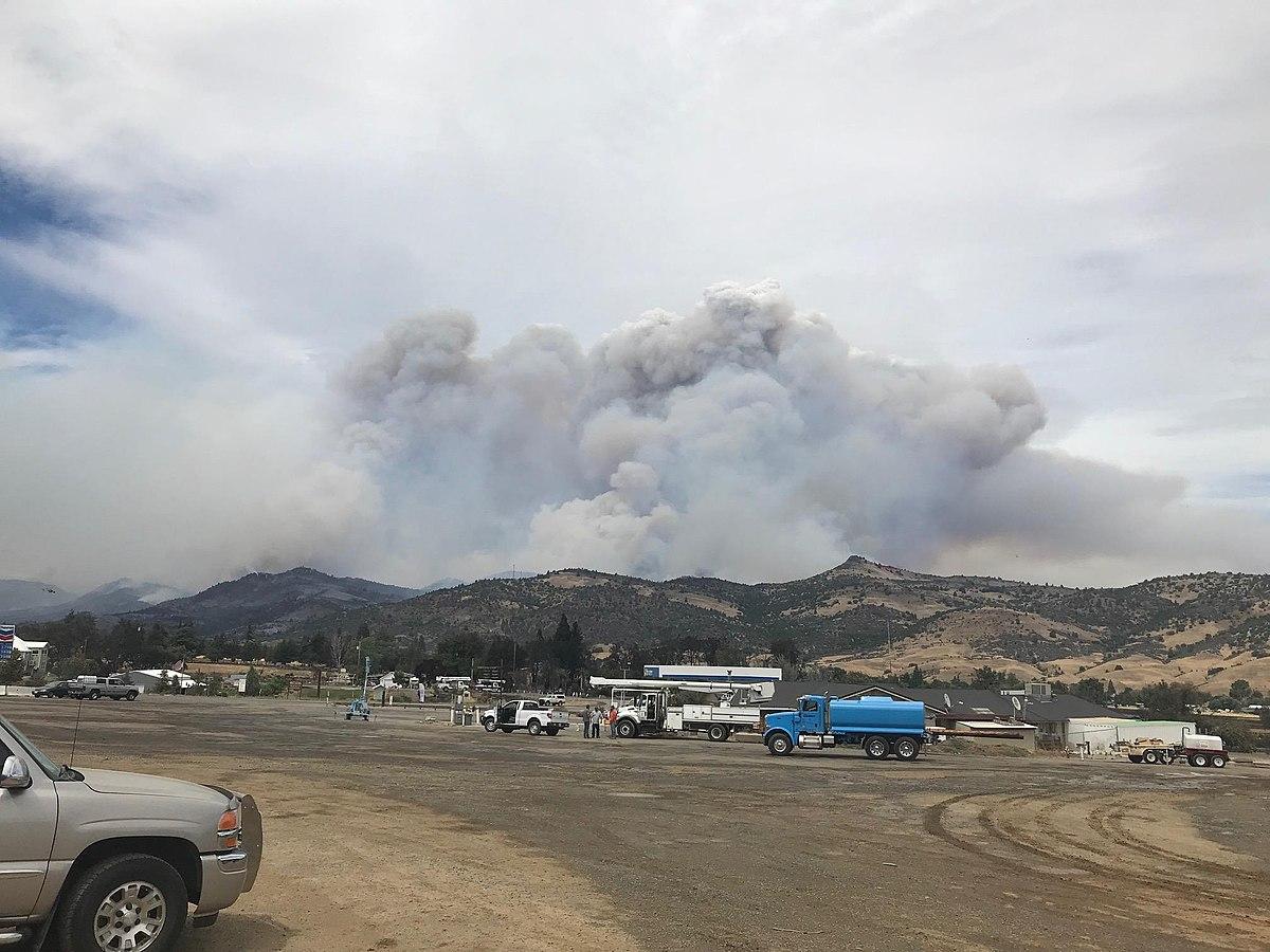 Klamathon Fire Wikipedia