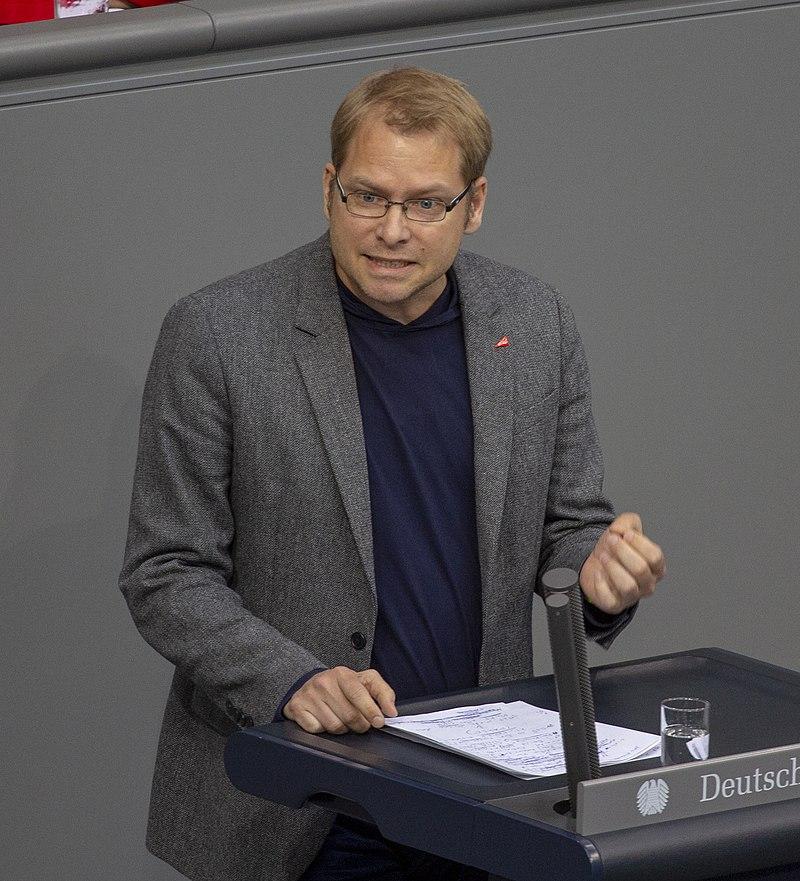 2019-05-09 Lorenz Gösta Beutin LINKE MdB by Olaf Kosinsky 1343.jpg