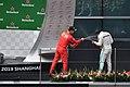 2019 Chinese Grand Prix podium (46896881704).jpg