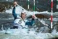 2019 ICF Canoe slalom World Championships 123 - Luka Božič.jpg