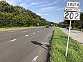 2020-08-26 16 53 20 View south along Maryland State Route 202 (Landover Road) just south of Maryland State Route 704 (Martin Luther King Junior Highway) in Landover, Prince George's County, Maryland.jpg