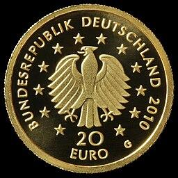20 Euro 2010 00