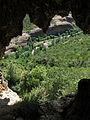 210 La vall de Sant Miquel i els cingles de Bertí des de la cova de les Tosques.JPG