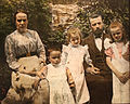 2194 - Waldensian - Pastor and Family at La Serre.jpg
