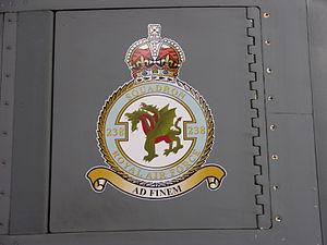 No. 238 Squadron RAF - Image: 238 Squadron Badge (4022445439)