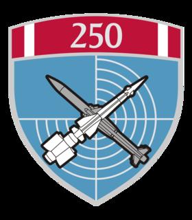 250th Air Defense Missile Brigade