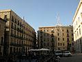 25 Monument als Castellers, pl. Sant Miquel.jpg